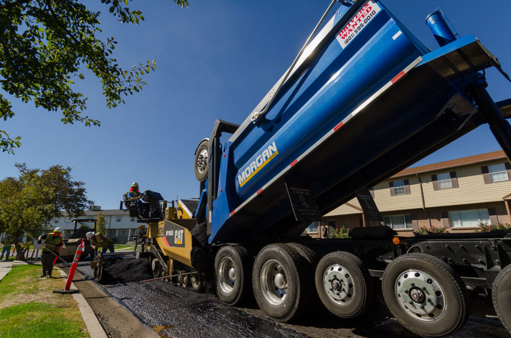 Truck Leasing | Morgan Asphalt